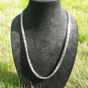 Other - Stainless thicklink chain/ necklace